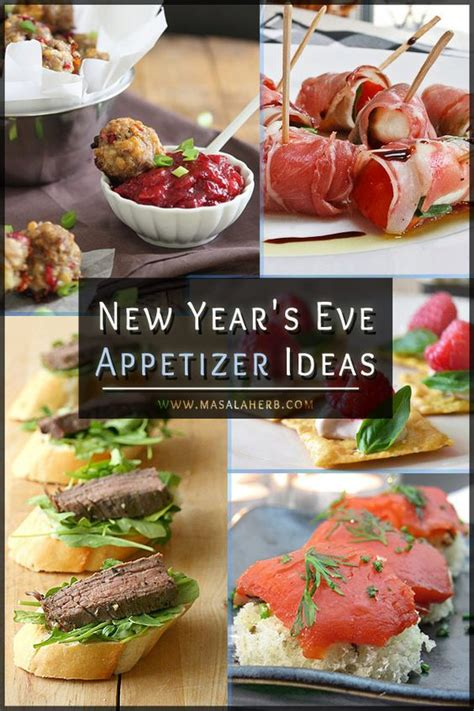 new years hors d oeuvres recipes new year s eve appetizers new years eve and appetizers on pinterest