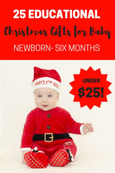 6 month christmas gifts best gifts for babies 0 6 months 25 let s live and learn