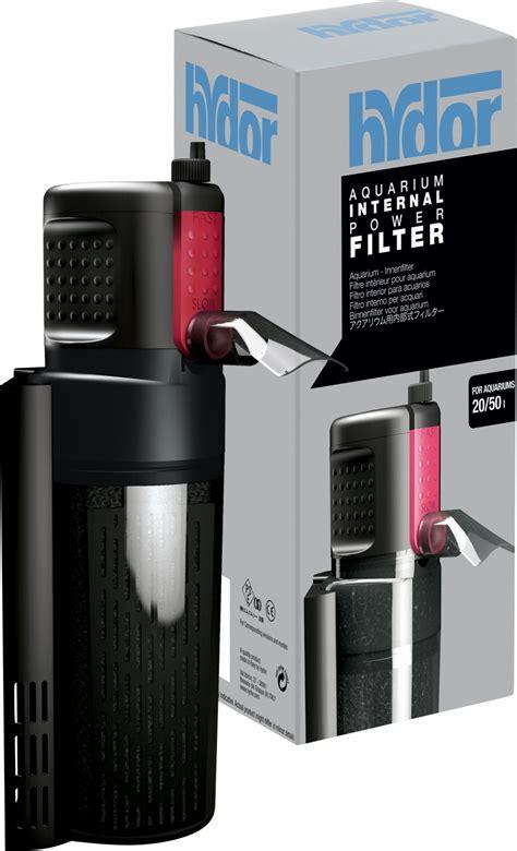 filtre interne hydor mini k10 pour aquarium de 20 224 50l filtres internes filtres