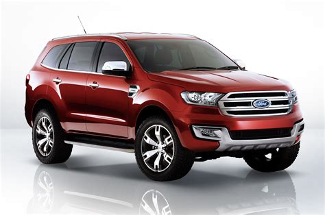 new ford endeavour in india in 2015 autocar india