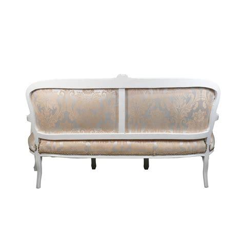 Divano Luigi Xv - divano luigi xv bianco mobili luigi 15