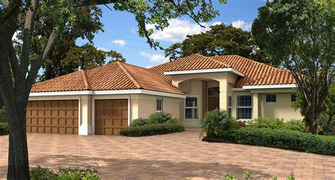 Comfortable Florida House by Comfortable Florida Home 32120aa Architectural Designs