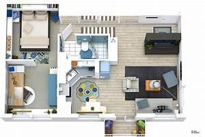 Kleine Räume Geschickt Einrichten : kleine wohnung ganz gro so funktioniert 39 s ~ Watch28wear.com Haus und Dekorationen