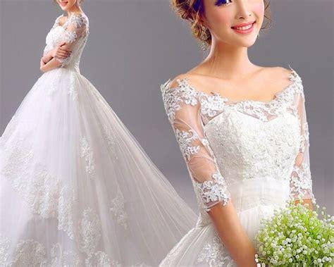 20+ Latest Wedding Gown Designs