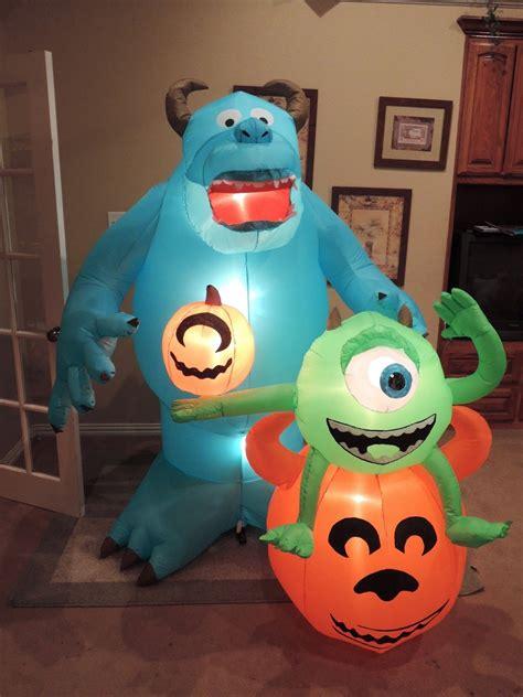 image gemmy inflatable monsters  halloween scenejpg