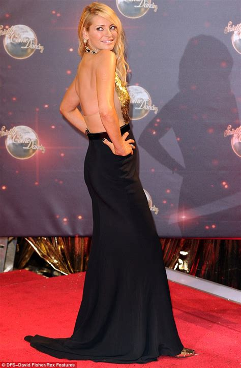 Tess Daly at the Strictly Come Dancing Launch   Bapwatch