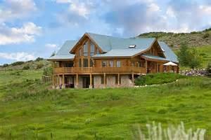 Montana Log Homes Floor Plan