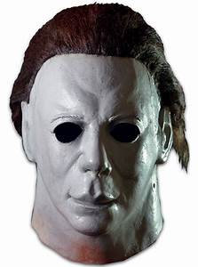 Adult's Michael Myers Halloween II Movie Deluxe Mask