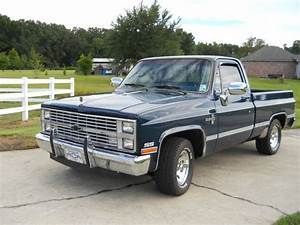 Purchase Used 1983 Chevrolet C10 Swb Blue Truck 83 Chevy