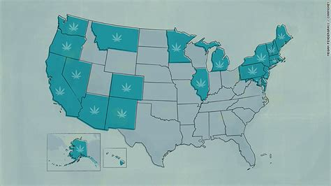 states that legalized pot pot nine things to