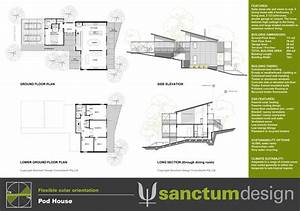 Lovely pod house plans 4 pod homes floor plans for Pictures of floor plans to houses