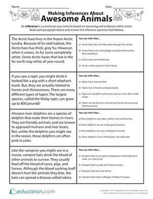 st s day facts worksheet education