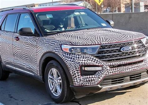Next Ford Explorer Redesign by 2020 Ford Explorer Redesign Interior Sport Release