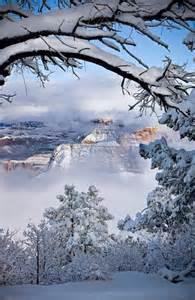 Arizona Grand Canyon Winter