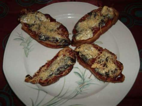 cuisine marseillaise recettes de bruschetta 41