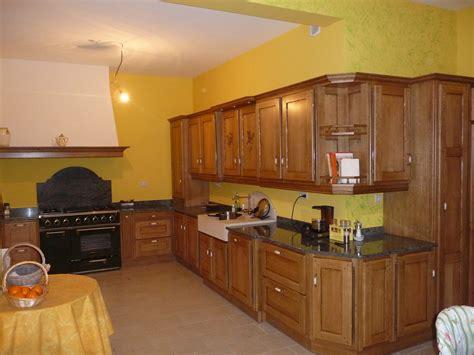 le chene cuisine cuisine rustique en chêne massif cuisines liebart