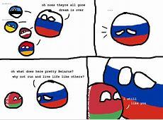 Polandball » Polandball Comics » Russia's weird daughter