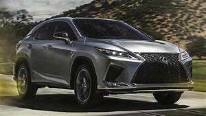 2020 Lexus Rx Gets Much Needed Updates