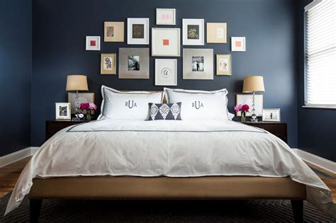Bedroom Design Ideas Blue Walls by Navy Blue Bedroom Design Ideas Pictures Home