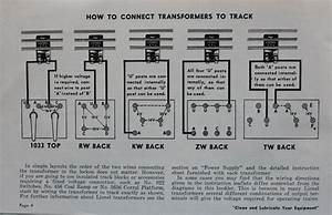 Need Instructions For Lionel Kw Transformer
