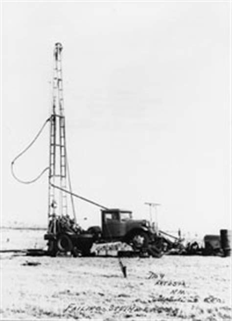 technology   conroe crater american oil gas