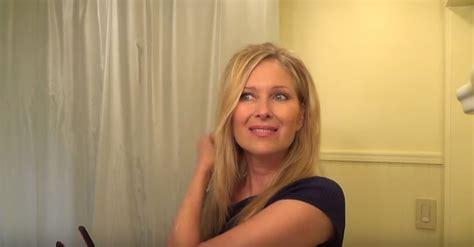 mature beauty vloggers  midlife woman