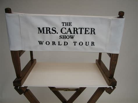 Personalized Directors Chair Replacement Covers by Embroidered Replacement Canvas For Directors Chair