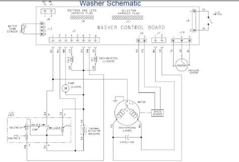 solucionado diagrama electrico de lavadora ge guap270em1ww yoreparo