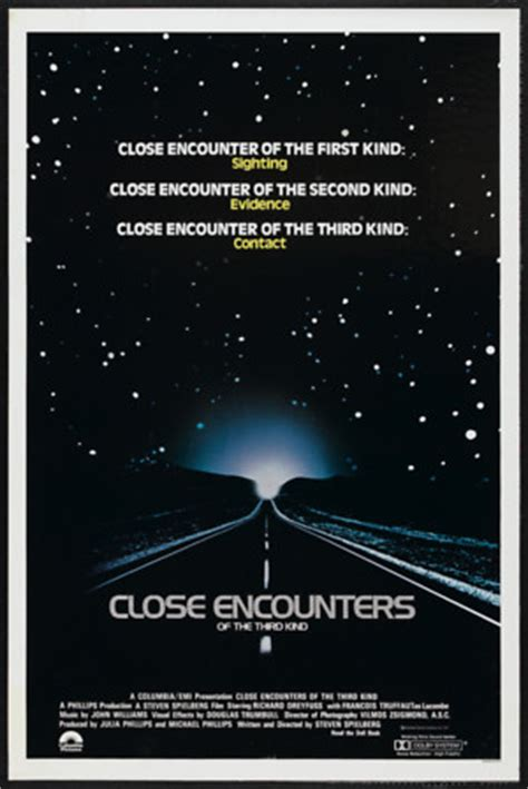 Close Encounters of the Third Kind DVD Release Date