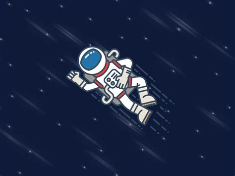 Cool Cat Hd Wallpaper Astronaut Gif Find Share On Giphy