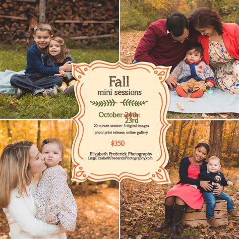 CT Fall Mini Sessions | CT Photographer