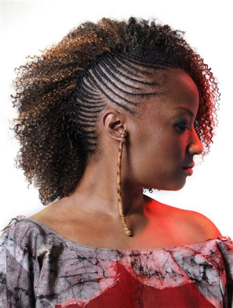 cute black  girl hairstyles trends hairstyle