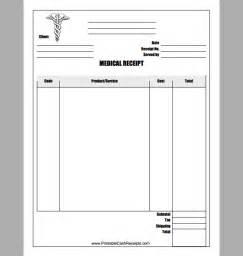 resume format free download doctors receipt template for medical exle of medical receipt template sle templates