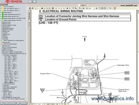 Toyota Coaster Optimo Service Manual Repair Order