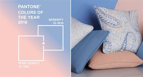 Trendfarbe 2016 Pantone by Pantone 2016 Colors Of The Year Decoratorsbest