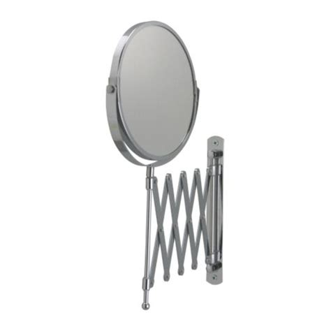 Bathroom Magnifying Mirrors Wall Mounted by Fr 196 Ck Miroir Ikea