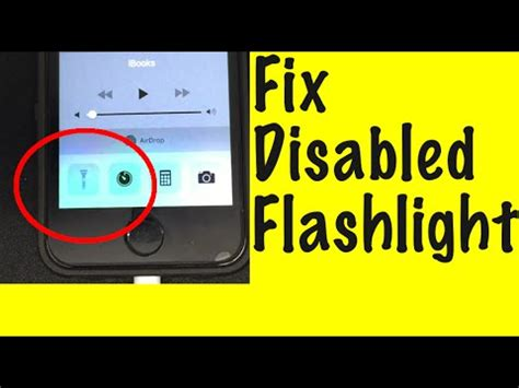 iphone 5s flashlight not working missing iphone flashlight fix 2124