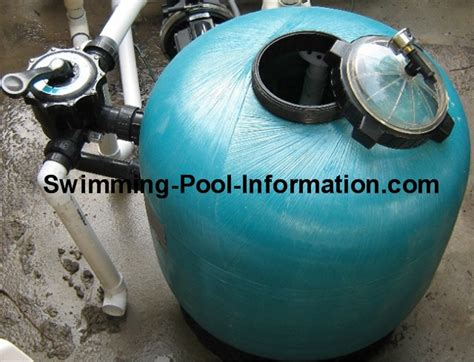 Swimming Pool Filter Media