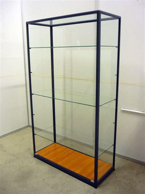 raclette design meuble vitrine verre