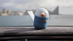 Bird Small Bluetooth Speaker Has Interactive Touch