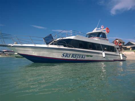 Fast Boats Bali To Lombok by Sri Rejeki Express Fast Boat From Bali To Lombok Bali