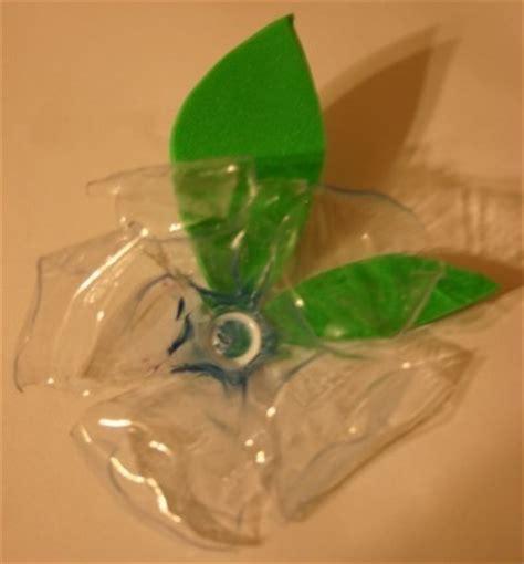 plastic bottle flower     plastic bottle model