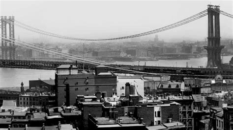 New York Skyline 1900s 1908 Youtube