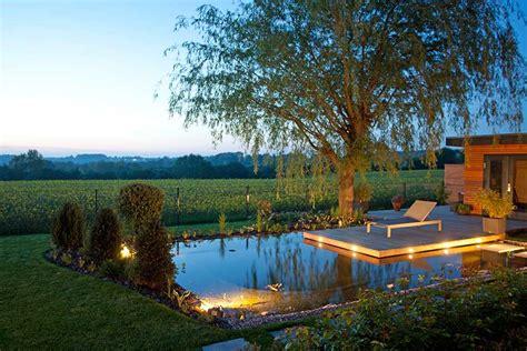 Gartenteich Mit Terrasse by Baumpflege Plath Gartenbau Landschaftsbau