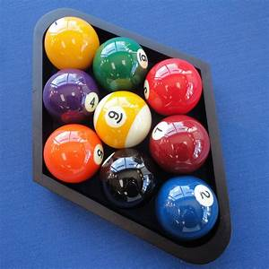 9 Ball – Luxury Pool Tables