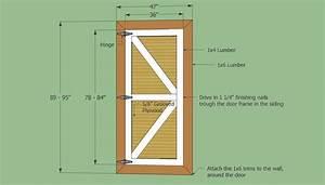 how to build double barn doors melissa door design With barn door building plans