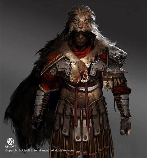 Assassins Creed Origins Concept Art By Jeff Simpson