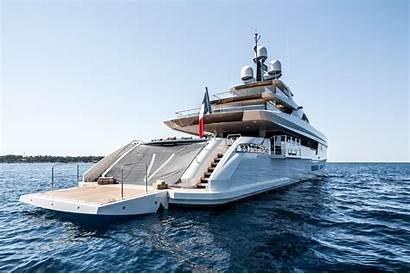 Platform Swim Yacht Yachts Deck Charterworld Fabulous