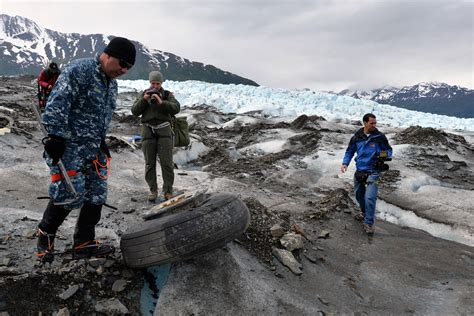alaska national guard assists recovery  personnel