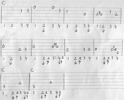 wildwood flower pick chords strumming johnny cash guitar